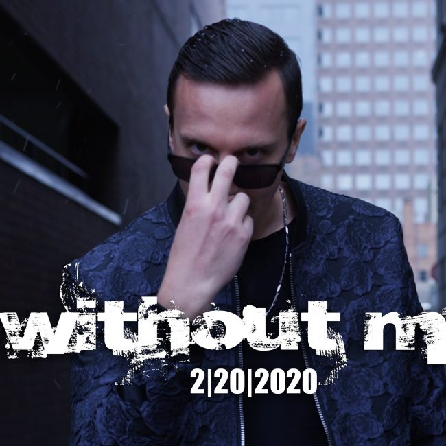 Without Me - Announcement